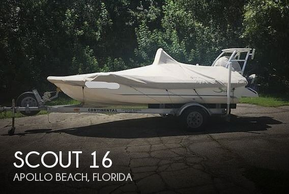 Used Scout Boats For Sale by owner | 2008 Scout 16