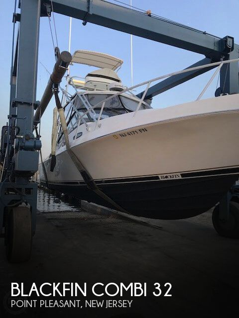 Used Blackfin Boats For Sale by owner | 1989 Blackfin 31