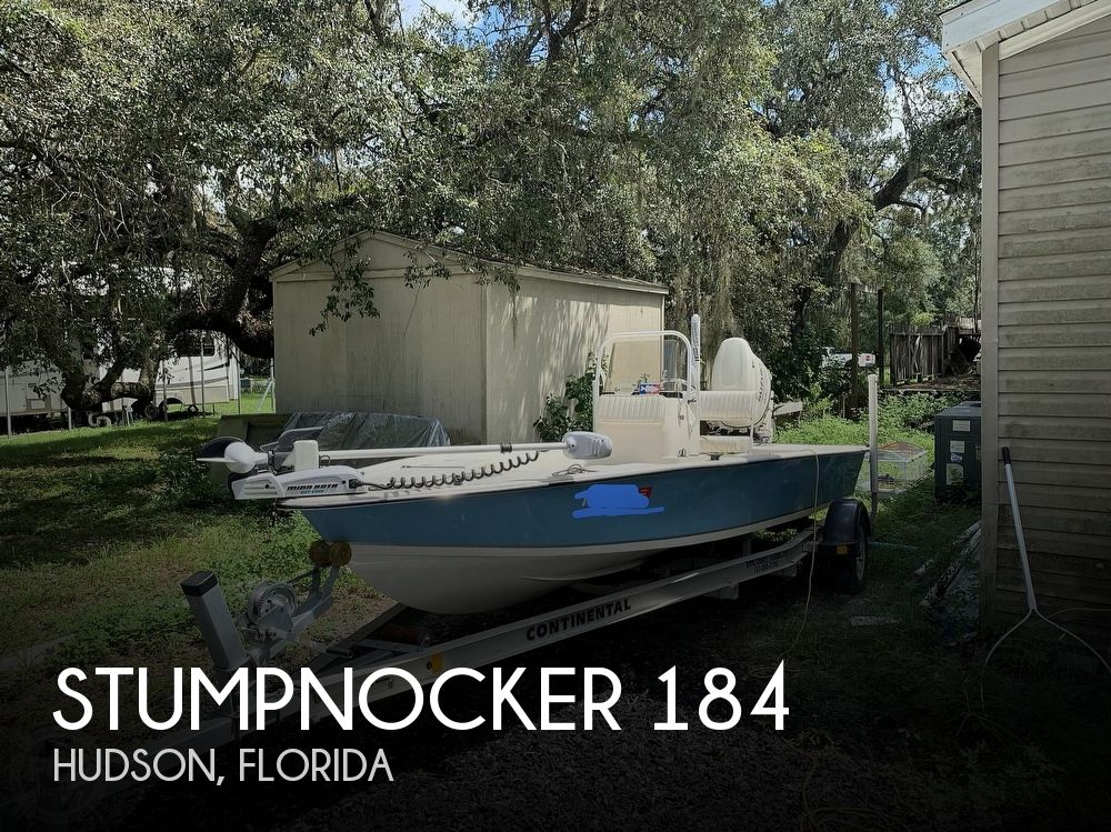 2018 Stumpknocker boat for sale, model of the boat is 184 Coastal & Image # 1 of 41