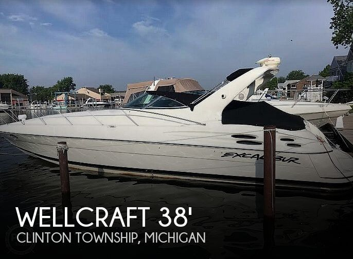 Used Wellcraft Boats For Sale in Michigan by owner | 2001 Wellcraft 38