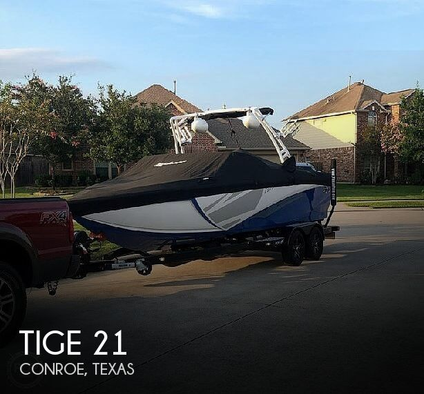 Used Tige Boats For Sale by owner | 2016 Tige 21