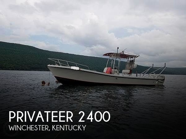 1986 PRIVATEER 2400 RENEGADE for sale