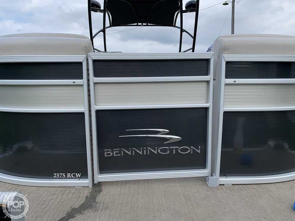 2013 Bennington 2575RCW - image 21