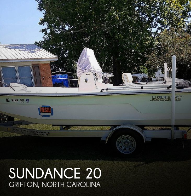 Used Sundance  Boats For Sale by owner | 2018 Sundance 20