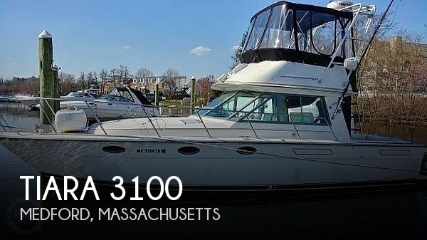 Used Tiara Boats For Sale by owner | 1988 Tiara 3100