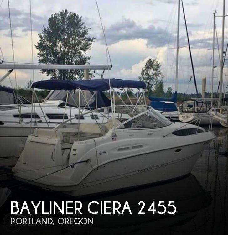 Used Bayliner Boats For Sale in Oregon by owner | 2001 Bayliner 24