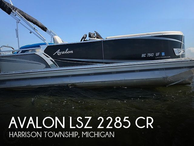 Used Avalon Boats For Sale by owner | 2018 Avalon 22
