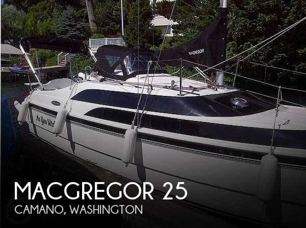 Used MacGregor Sailboats For Sale by owner | 2012 MacGregor 25