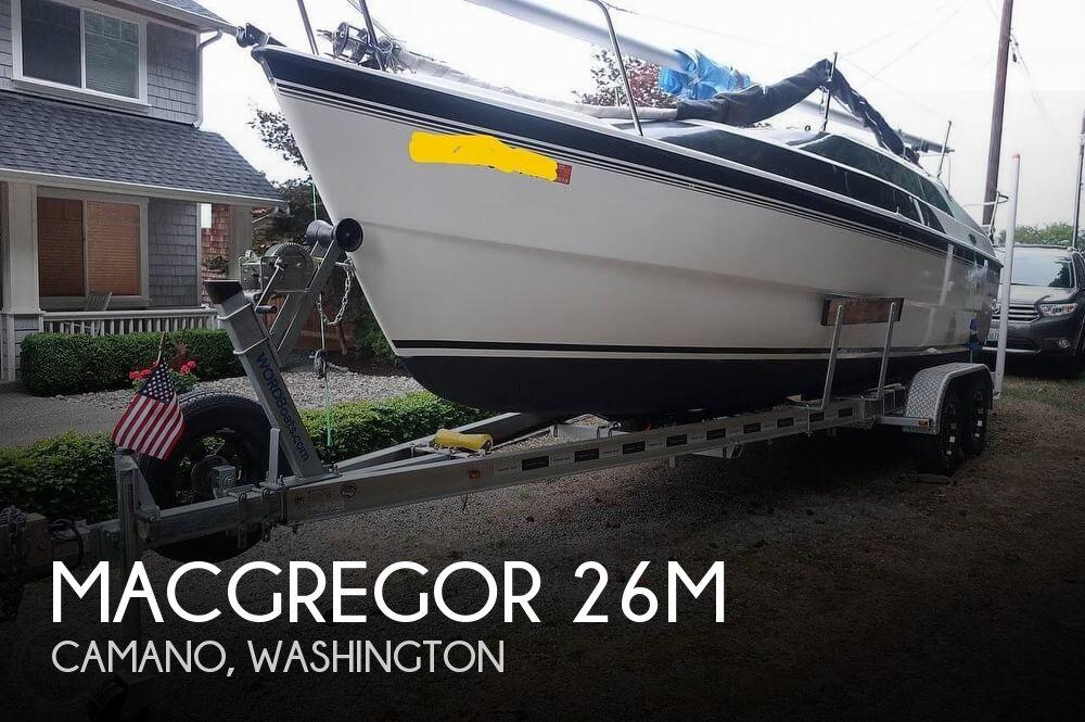 2012 MACGREGOR 26M for sale