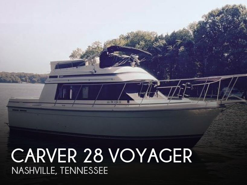 Used Carver 28 Boats For Sale by owner | 1984 Carver 28
