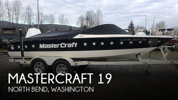 Used Mastercraft Boats For Sale in Washington by owner | 2001 Mastercraft 19