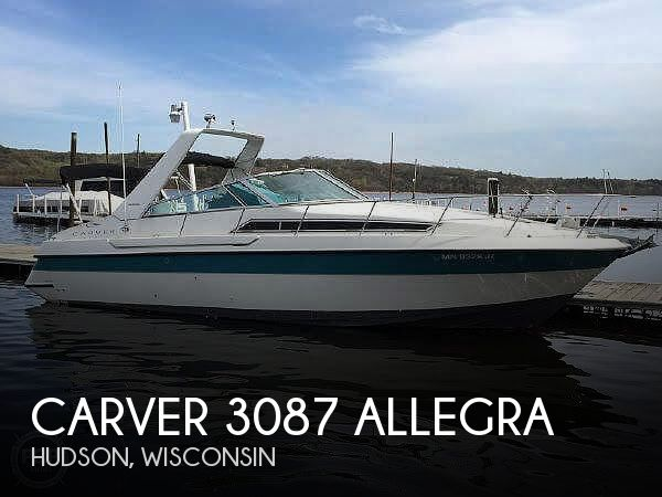 Used Carver 30 Boats For Sale by owner | 1989 Carver Allegra 30