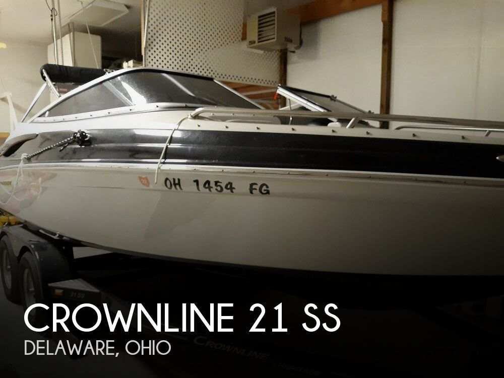 Used Crownline Boats For Sale in Ohio by owner | 2013 Crownline 21 SS