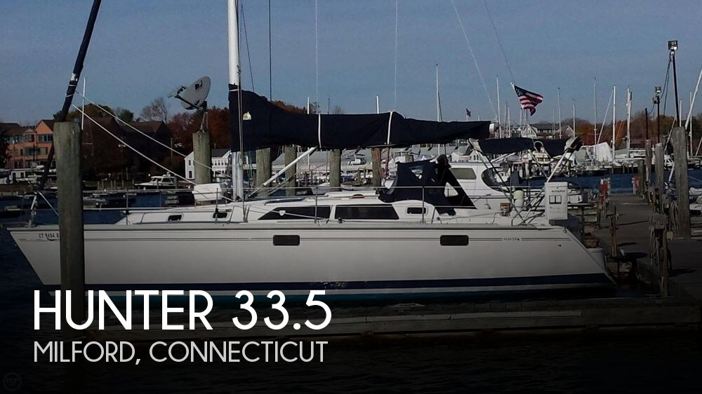 1993 HUNTER 33.5 for sale