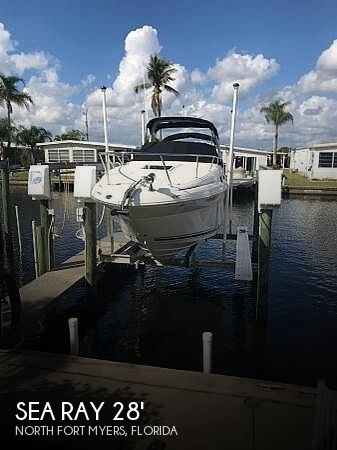 Used Sea Ray Sundancer 260 Boats For Sale by owner | 2004 Sea Ray Sundancer 260