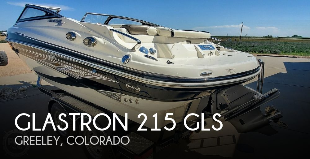 Used Boats For Sale in Cheyenne, Wyoming by owner | 2009 Glastron 215 GLS