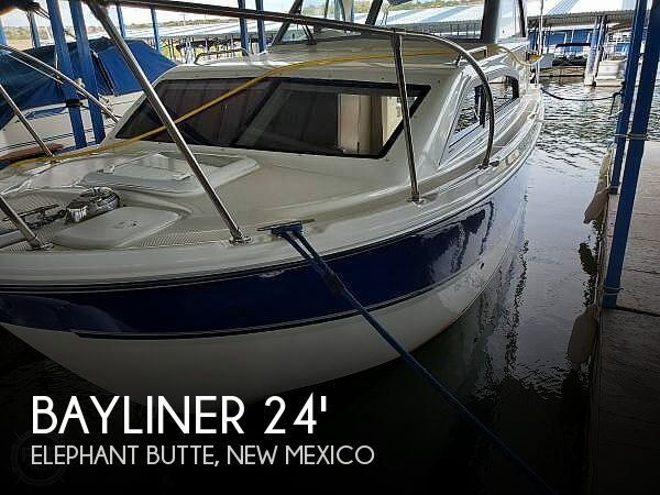 Used Boats For Sale in New Mexico by owner | 2007 Bayliner Discovery 246