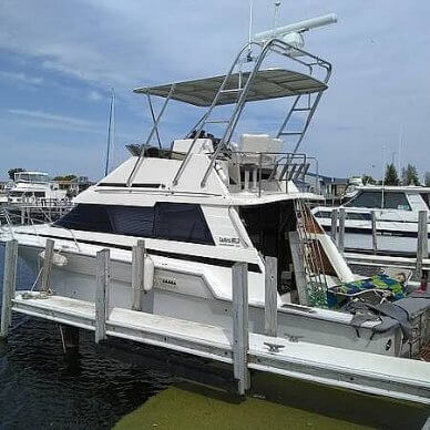 1989 Luhrs 342 Tournament Sportfish