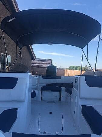 2018 Tahoe boat for sale, model of the boat is 1950 & Image # 2 of 21