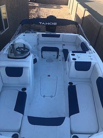 2018 Tahoe boat for sale, model of the boat is 1950 & Image # 4 of 21