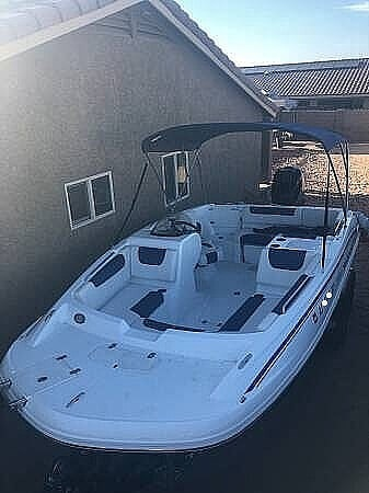 2018 Tahoe boat for sale, model of the boat is 1950 & Image # 20 of 21