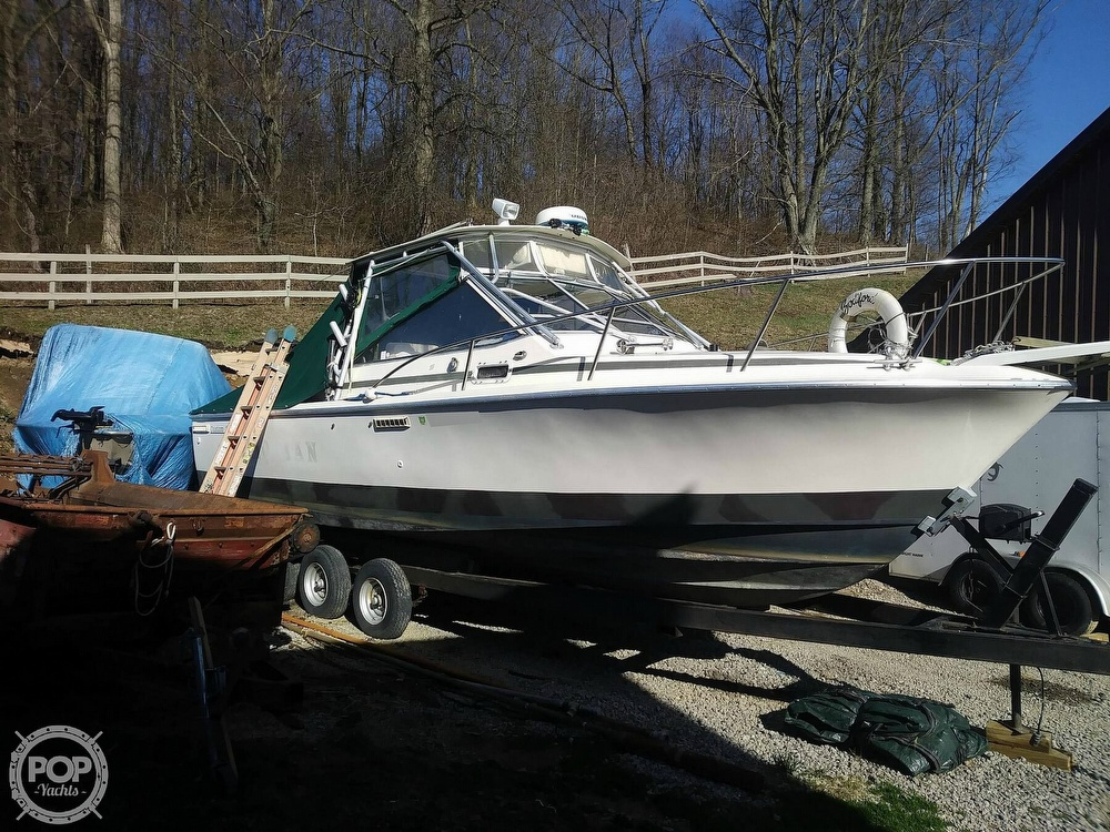 1988 Phoenix boat for sale, model of the boat is 28 Custom & Image # 2 of 25