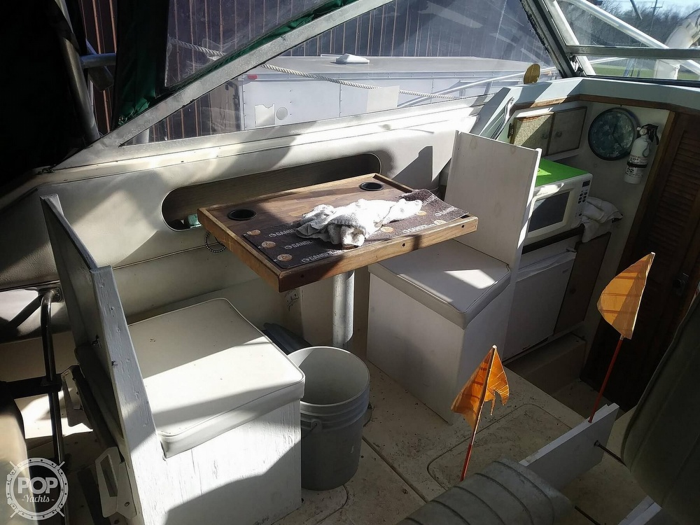 1988 Phoenix boat for sale, model of the boat is 28 Custom & Image # 4 of 25