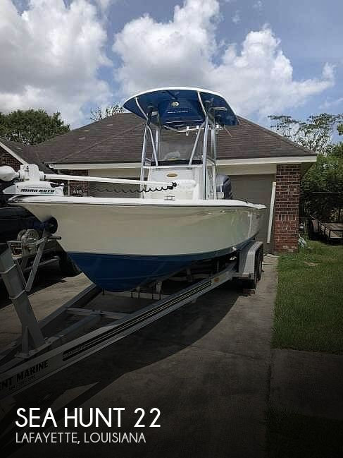 Used Sea Hunt 22 Boats For Sale by owner | 2014 Sea Hunt 22