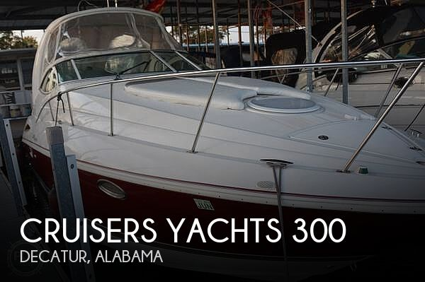 Used Boats For Sale in Huntsville, Alabama by owner | 2005 Cruisers Yachts 300 Express