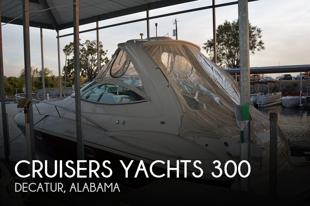 2005 Cruisers 300 Express