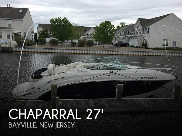 Used Chaparral 27 Boats For Sale by owner | 2010 Chaparral Signature 270