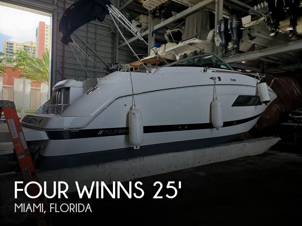 Used Four Winns Boats For Sale in Florida by owner | 2017 Four Winns Vista 255