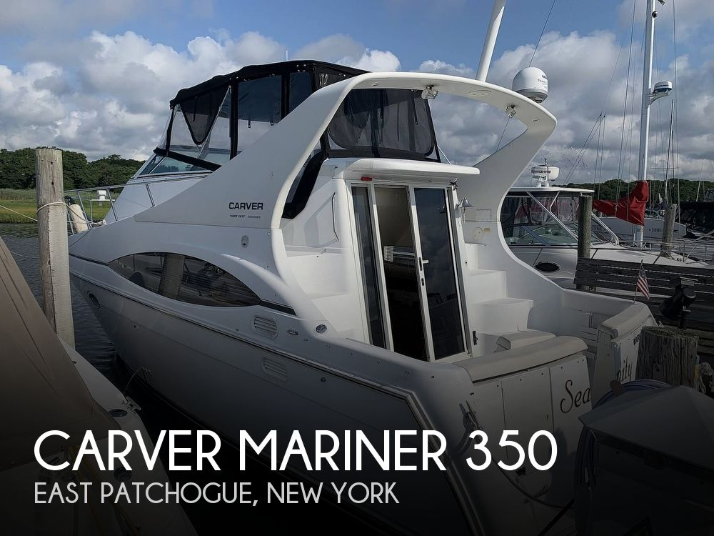 Used Carver Boats For Sale in New York by owner | 2000 Carver Mariner 350