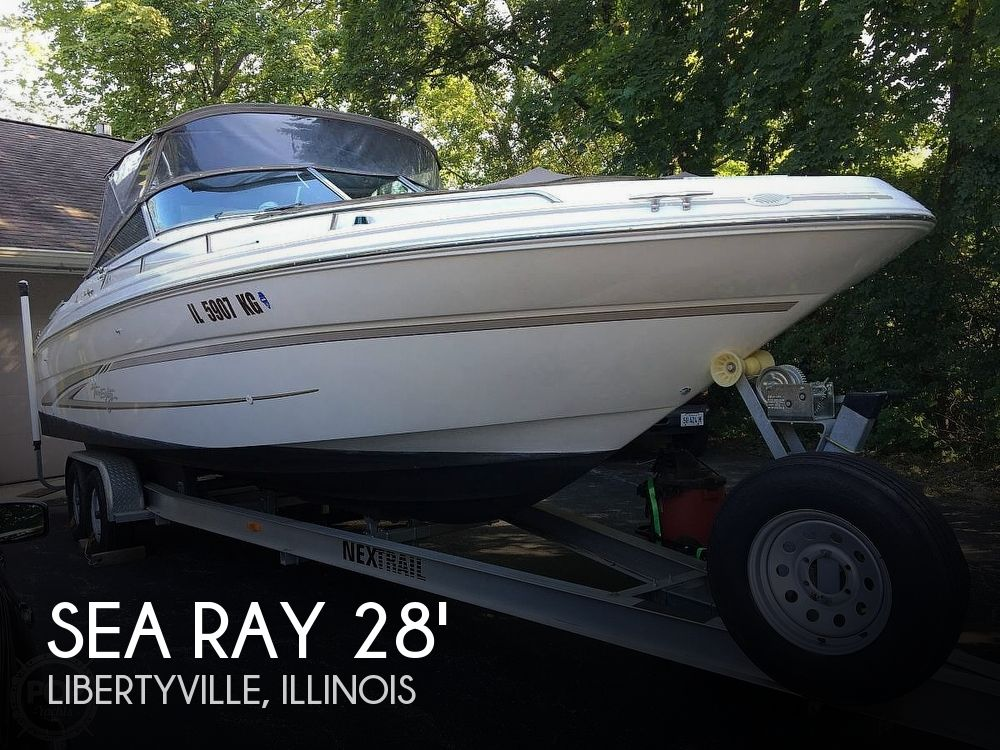 Used Sea Ray Bow Rider Boats For Sale by owner | 1997 Sea Ray 280 Bow Rider