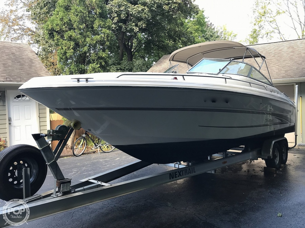 1997 Sea Ray boat for sale, model of the boat is 280 Bow Rider & Image # 9 of 41