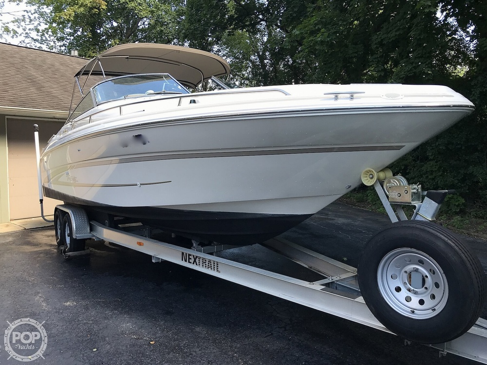 1997 Sea Ray boat for sale, model of the boat is 280 Bow Rider & Image # 8 of 41