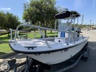 Nice Bow Rails And Large Deck