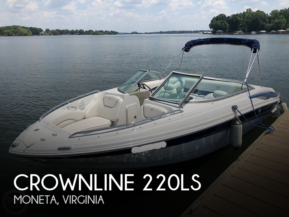 Used Boats For Sale in Lynchburg, Virginia by owner   2007 Crownline 220LS