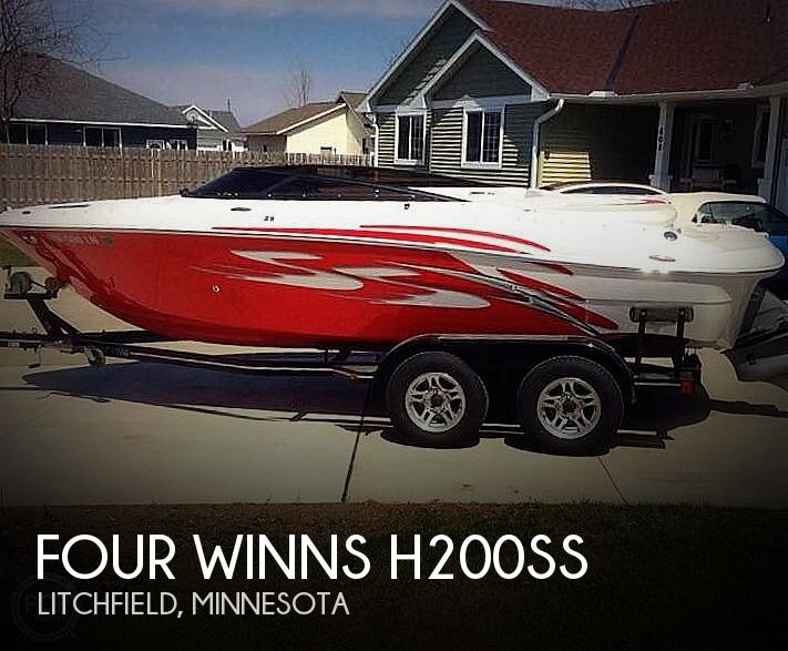 Used Four Winns 20 Boats For Sale by owner | 2008 Four Winns 20