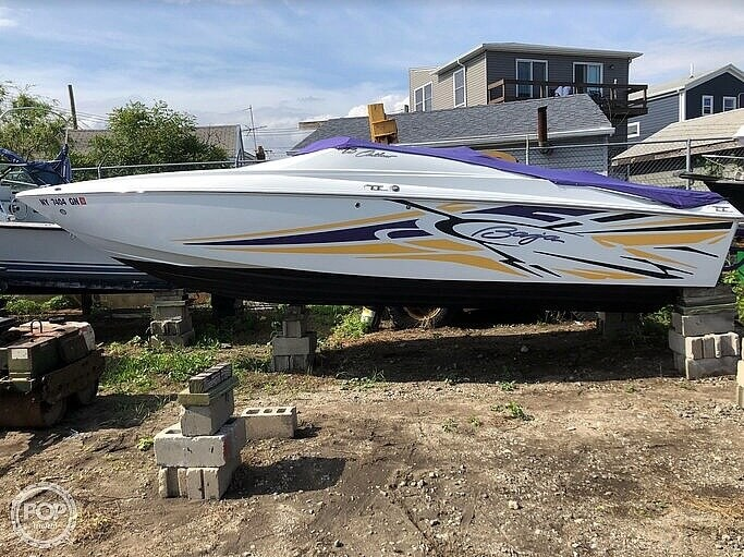 2005 Baja boat for sale, model of the boat is 23 outlaw & Image # 35 of 41
