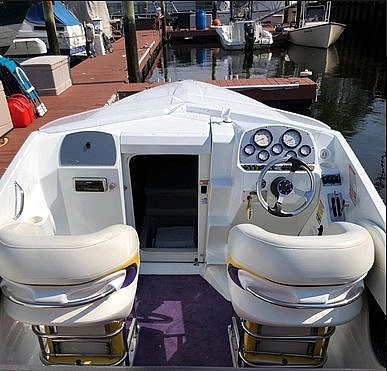 2005 Baja boat for sale, model of the boat is 23 outlaw & Image # 3 of 41
