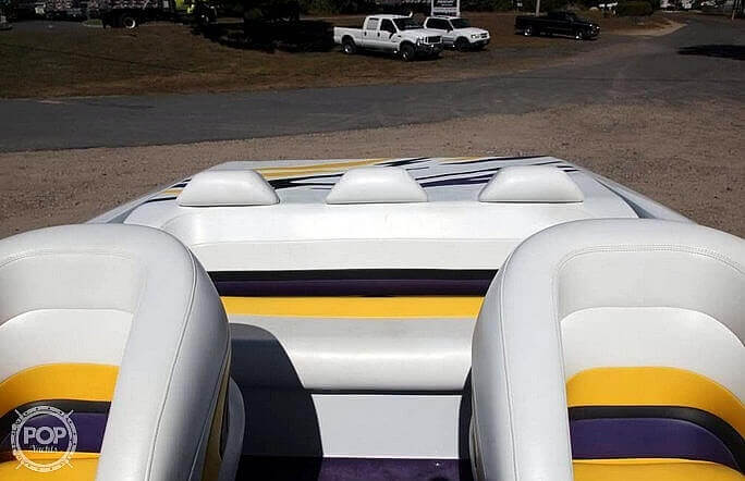 2005 Baja boat for sale, model of the boat is 23 outlaw & Image # 6 of 41