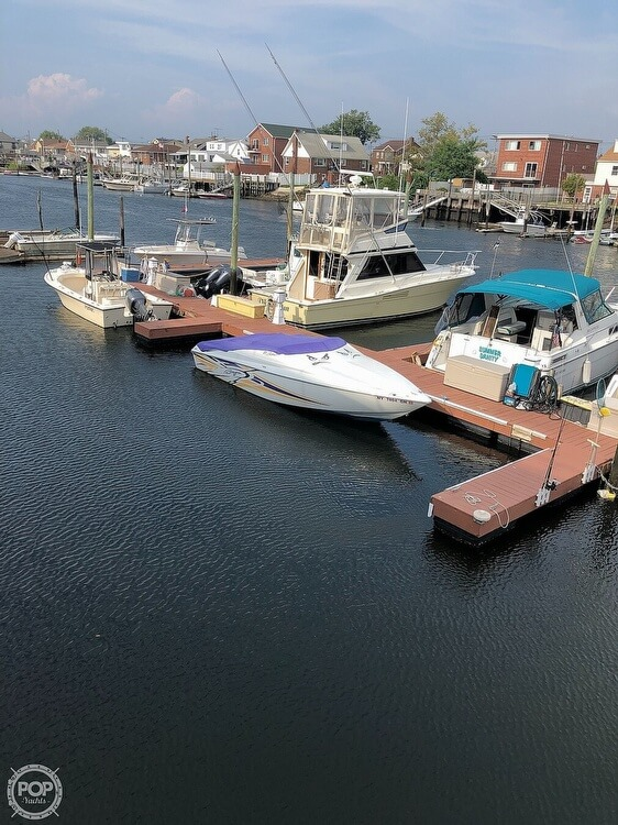 2005 Baja boat for sale, model of the boat is 23 outlaw & Image # 10 of 41