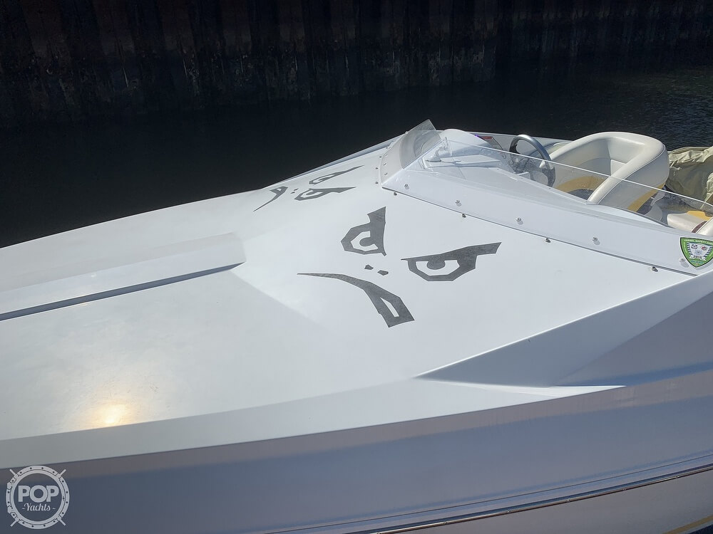 2005 Baja boat for sale, model of the boat is 23 outlaw & Image # 2 of 41