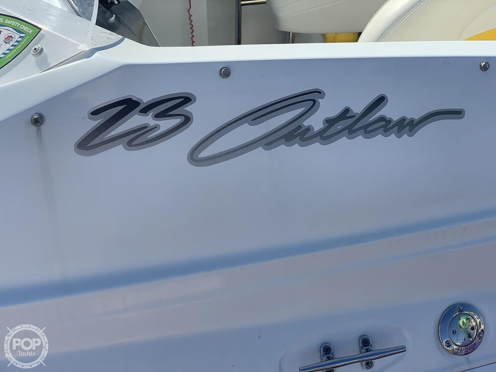 2005 Baja boat for sale, model of the boat is 23 outlaw & Image # 8 of 41