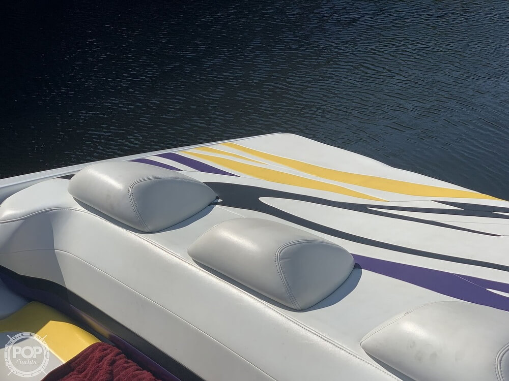 2005 Baja boat for sale, model of the boat is 23 outlaw & Image # 11 of 41