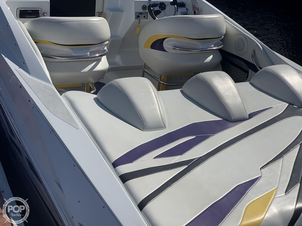 2005 Baja boat for sale, model of the boat is 23 outlaw & Image # 12 of 41
