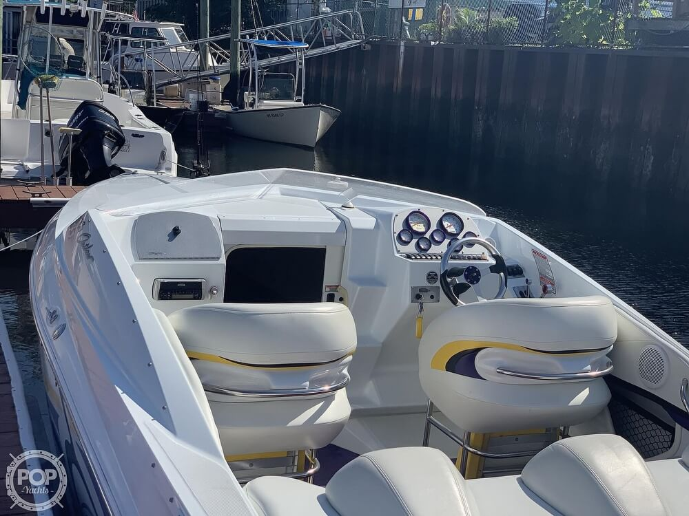 2005 Baja boat for sale, model of the boat is 23 outlaw & Image # 15 of 41