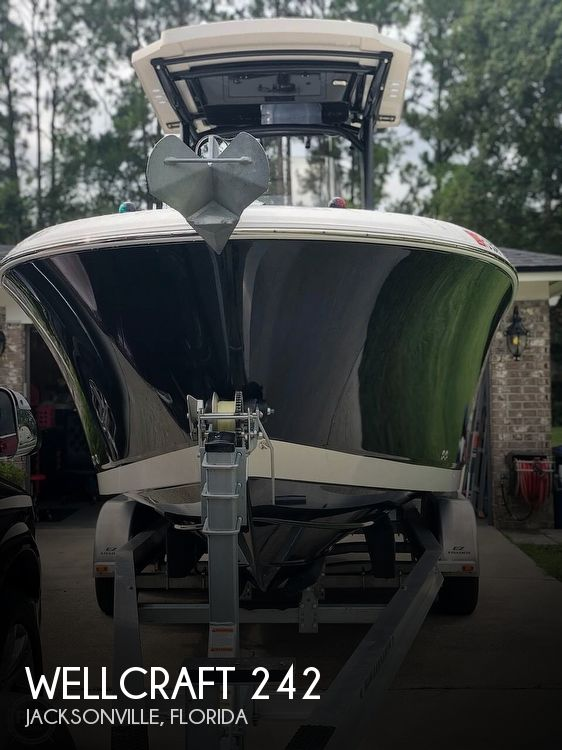 Used Wellcraft Boats For Sale in Florida by owner | 2017 Wellcraft 242