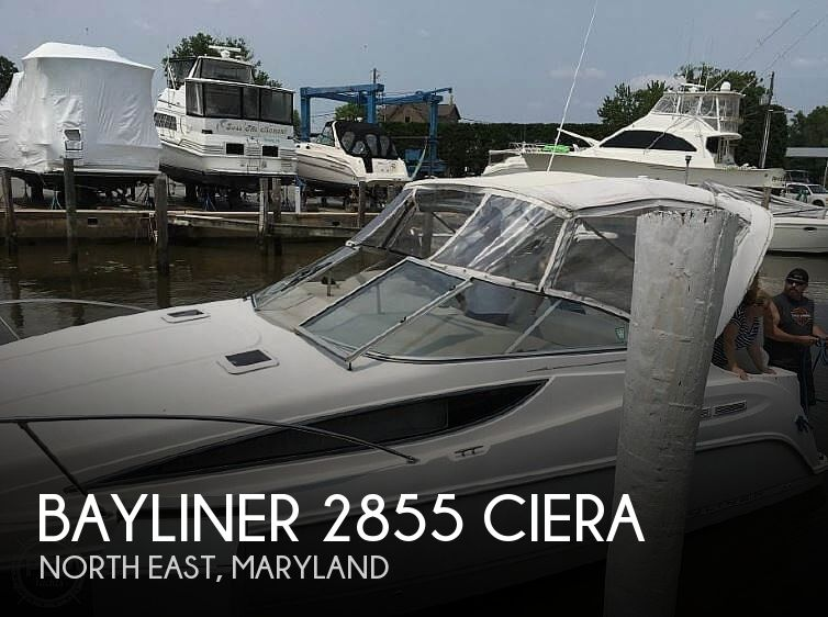 Used Bayliner Boats For Sale in Philadelphia, Pennsylvania by owner | 2000 Bayliner 2855 Ciera